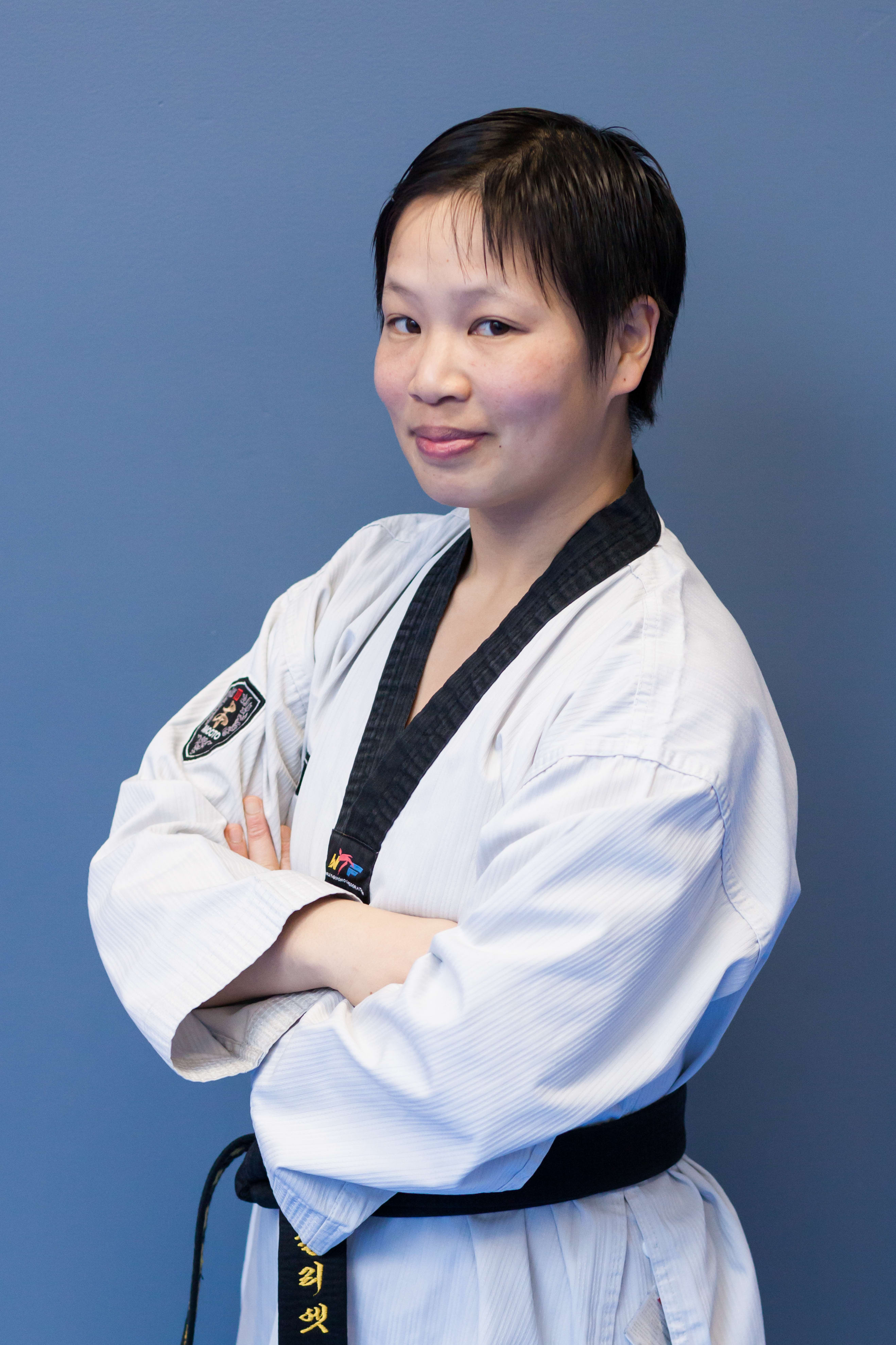 Juliet Do in Chicago - Chang's Martial Arts Academy