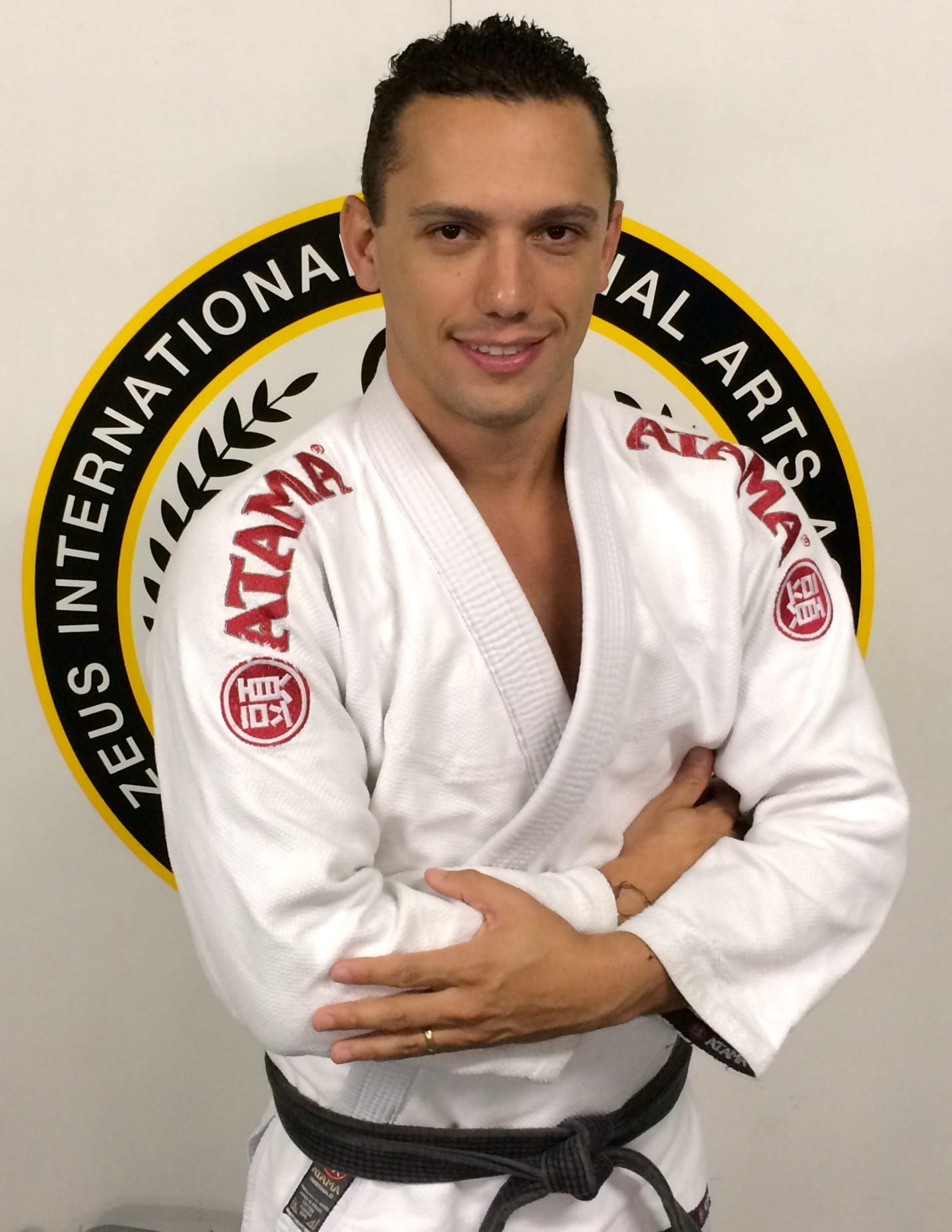Gustavo Machado in Marrickville - Zeus International Martial Arts Academy