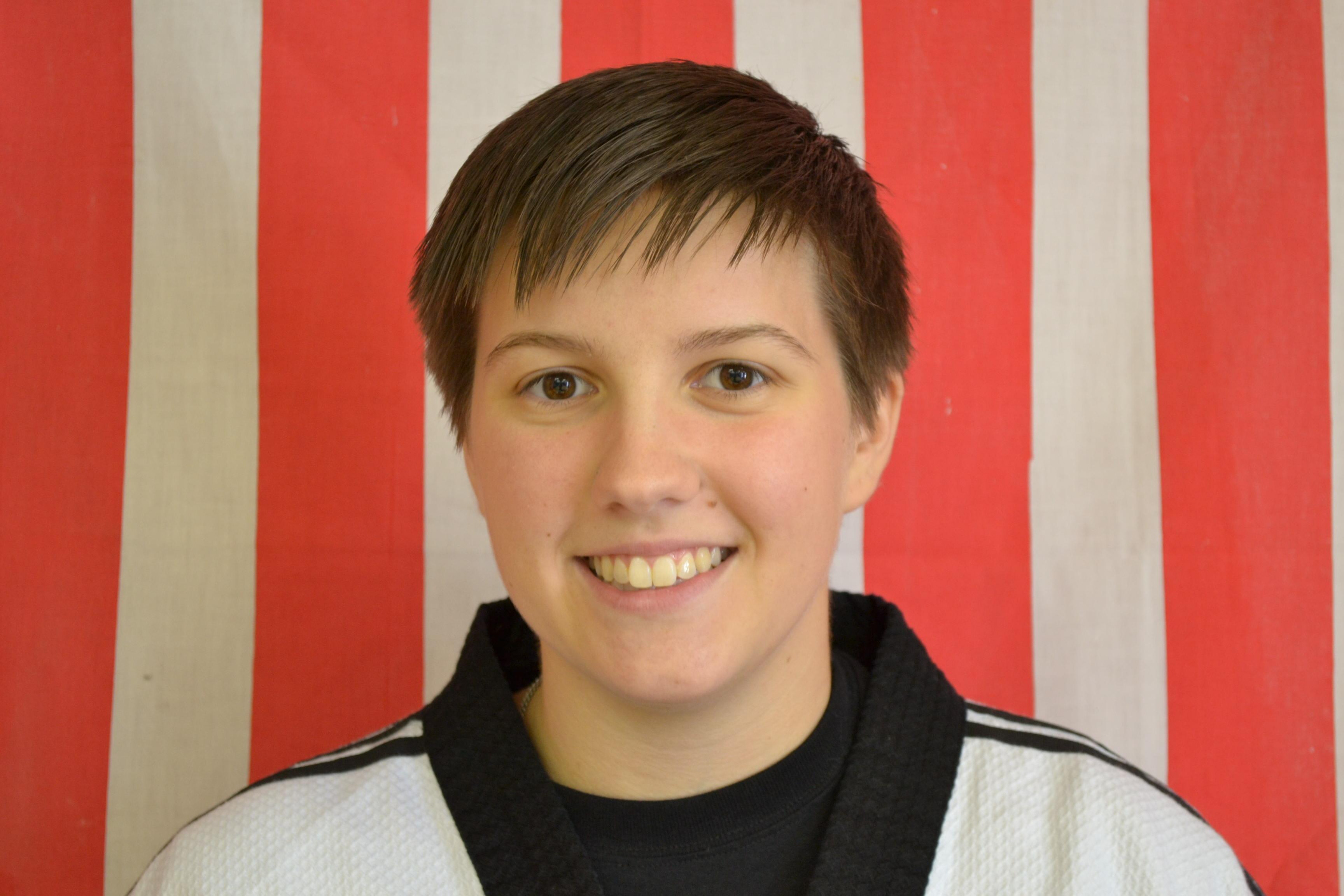 Faith Gordon in Spring - HERO Martial Arts Academy