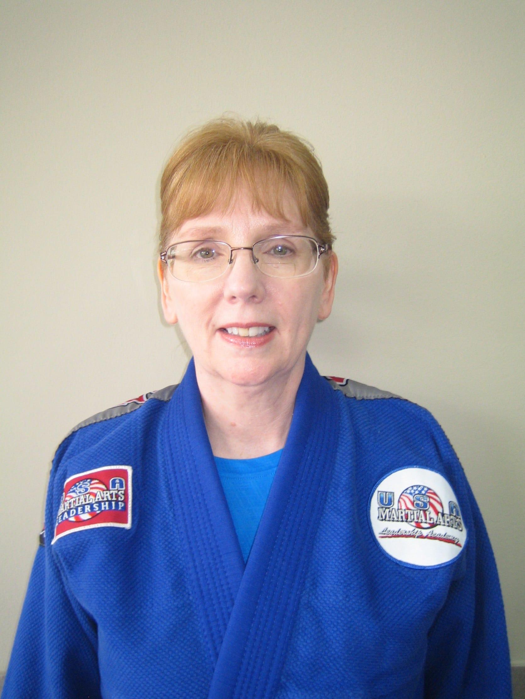 Connie Akgerman  in Plano - USA Martial Arts