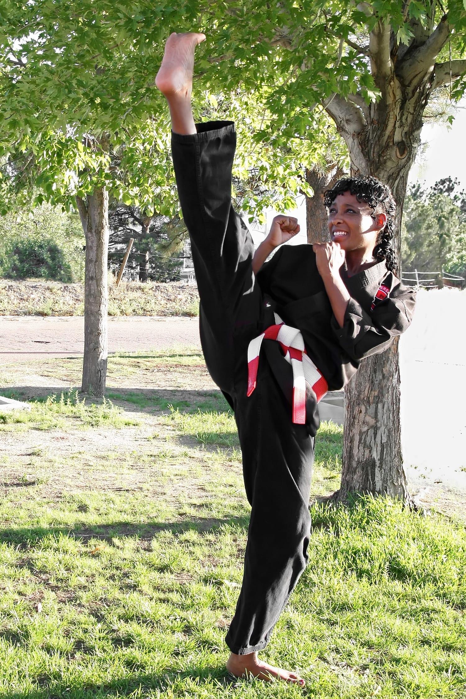 Bridget L. Johnson in Colorado Springs - Universal Kempo Karate