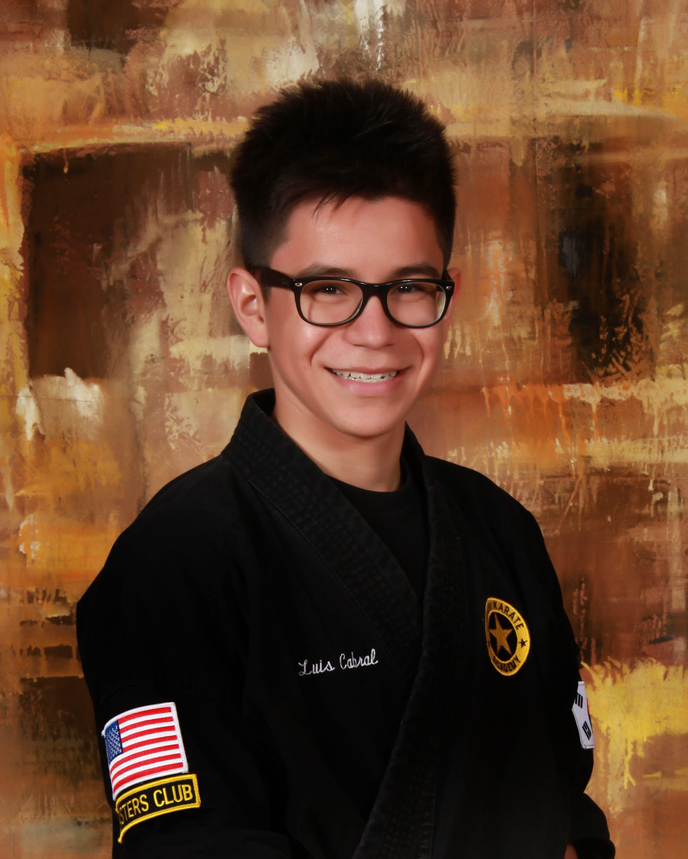 Luis Ramirez in Lakewood - Denver Karate Academy