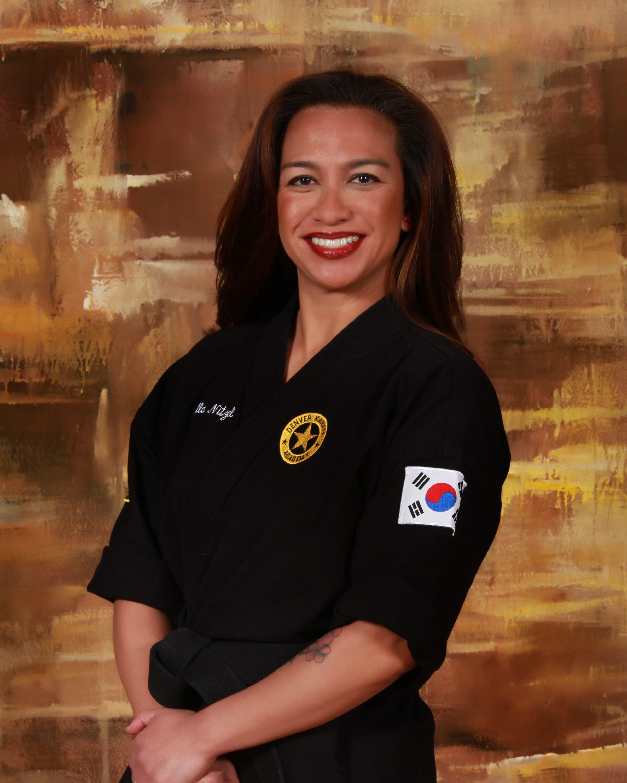 Ella Nitzel in Lakewood - Denver Karate Academy