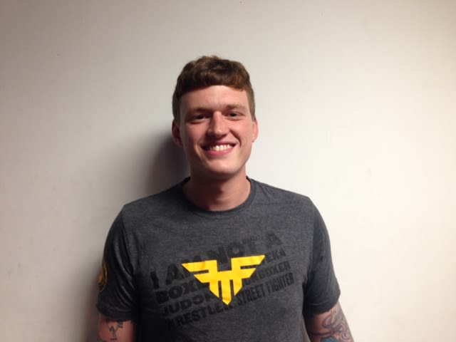 Dylan Davis in Charlotte - FTF® Fitness and Self-Defense