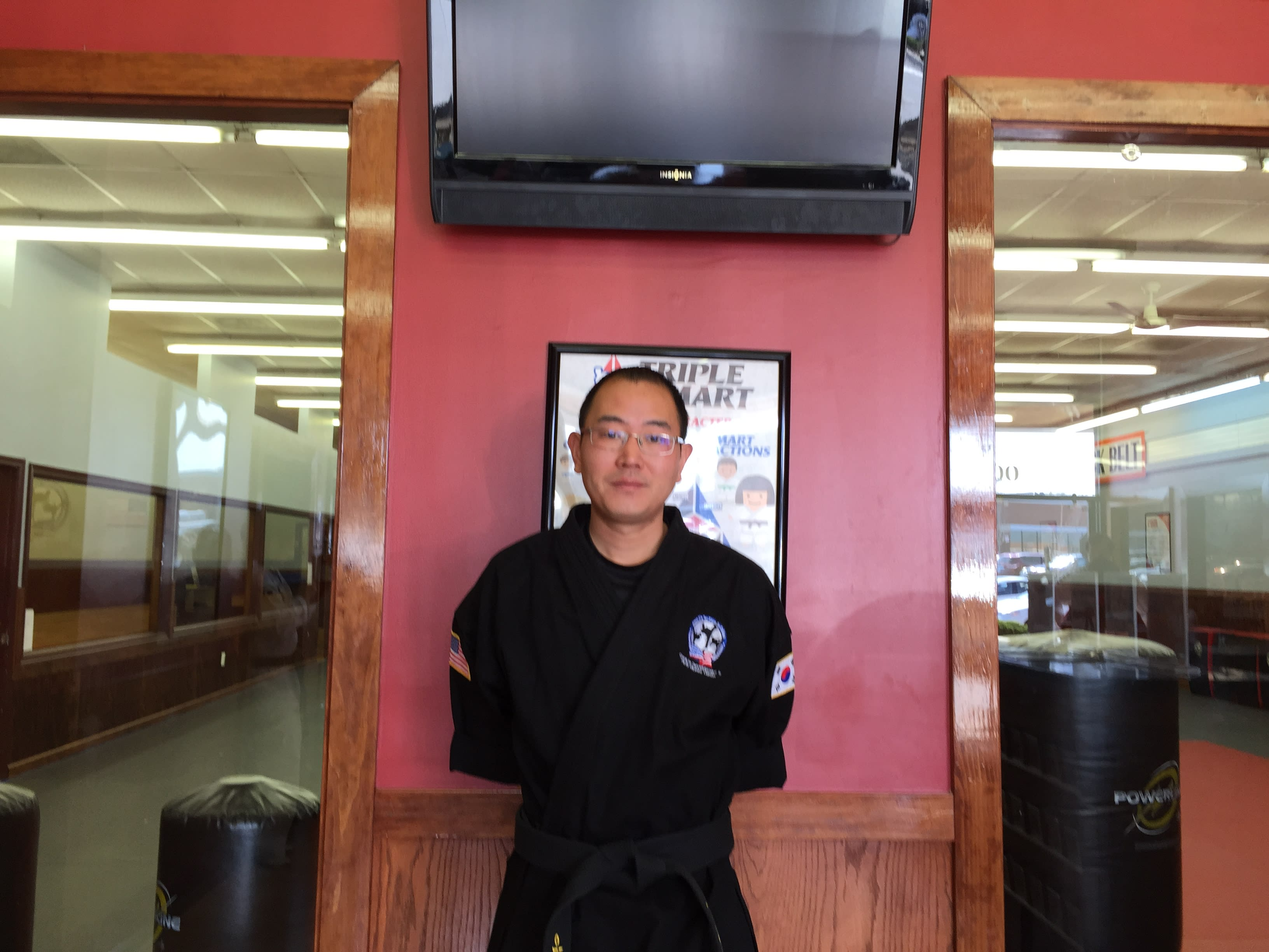 Master John Yoon in Woodbridge - Life Champ Martial Arts
