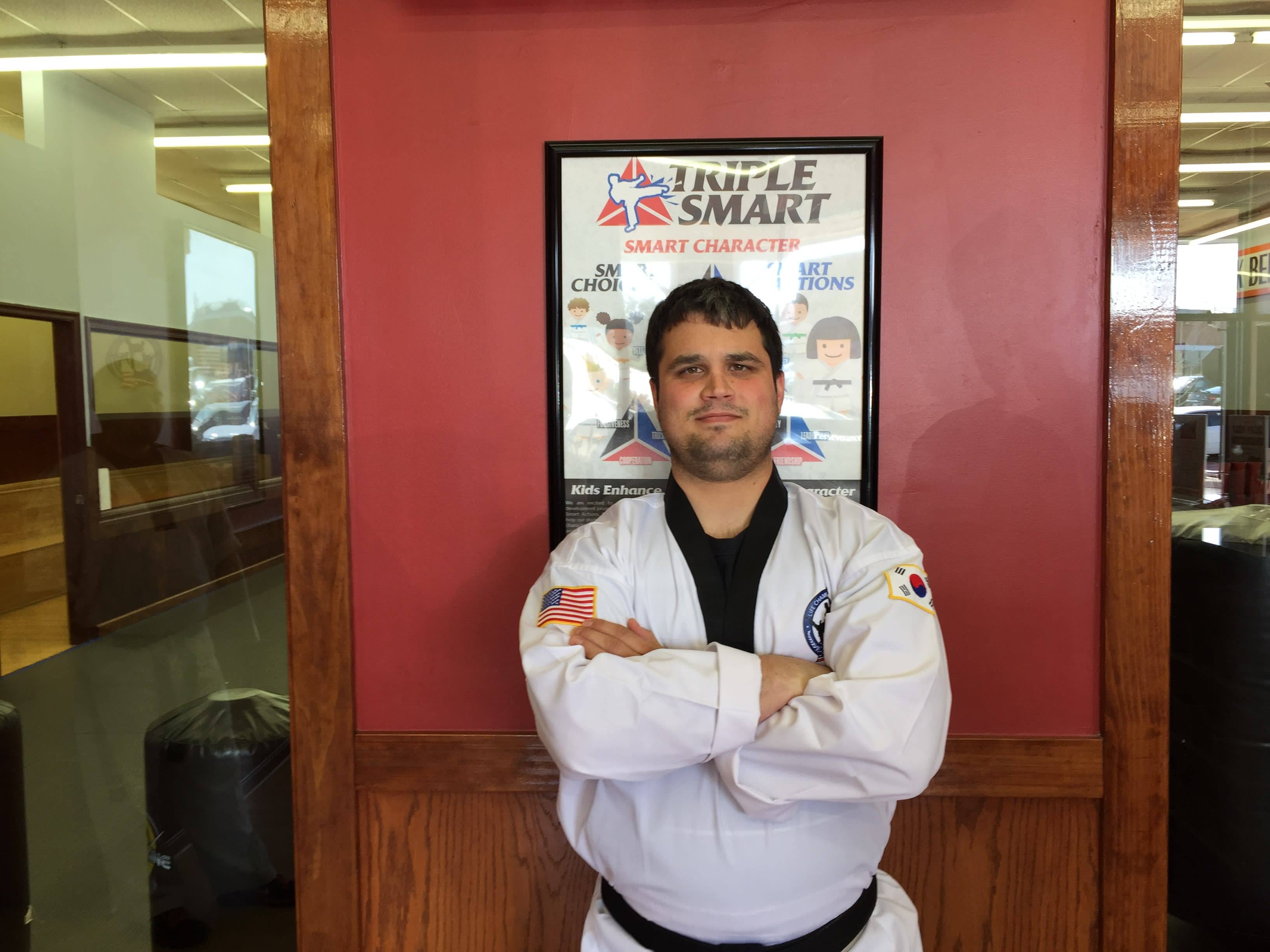 Master Benjamin Chipman in Woodbridge - Life Champ Martial Arts