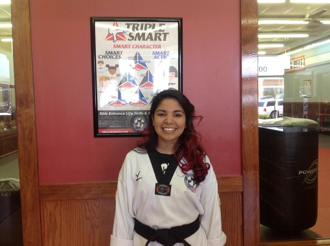 Ms. Karla in Woodbridge - Life Champ Martial Arts