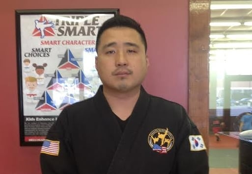 Master Lee in Woodbridge - Life Champ Martial Arts