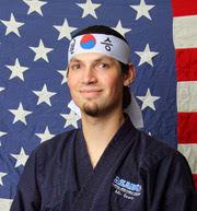 David Gantt in Chico - Azad's Martial Arts Family Center