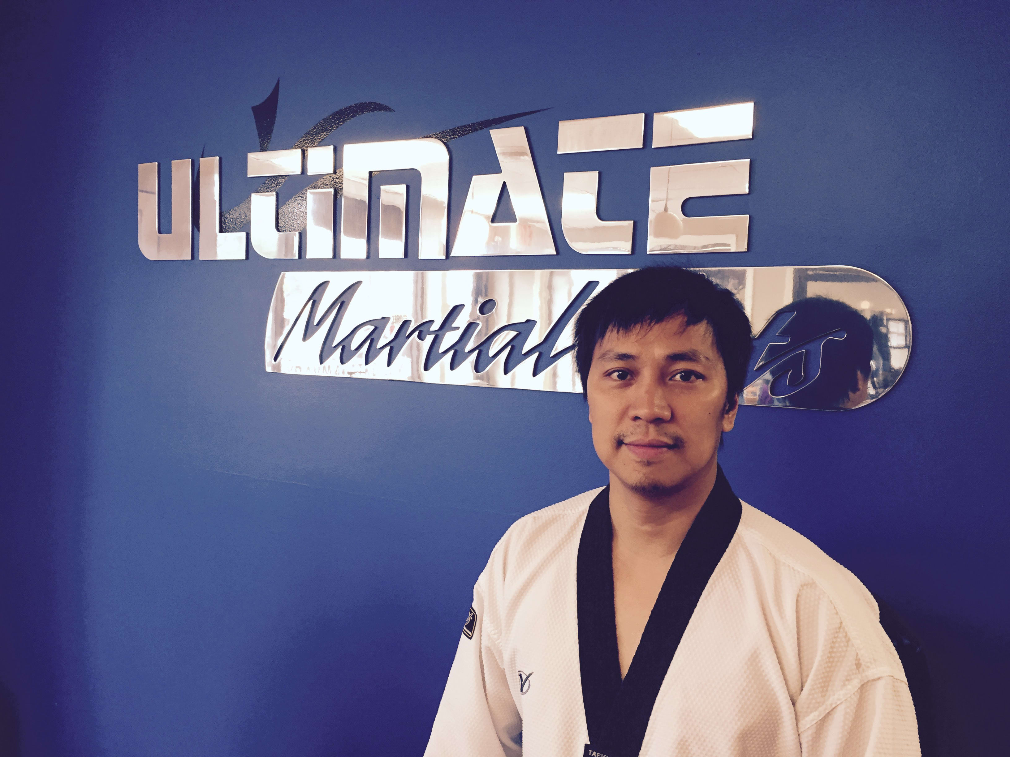 Alfred Paloma in Chicago - Ultimate Martial Arts