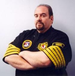 Sensei Dan Timlin in Lansing - Mid-Michigan Academy of Martial Arts