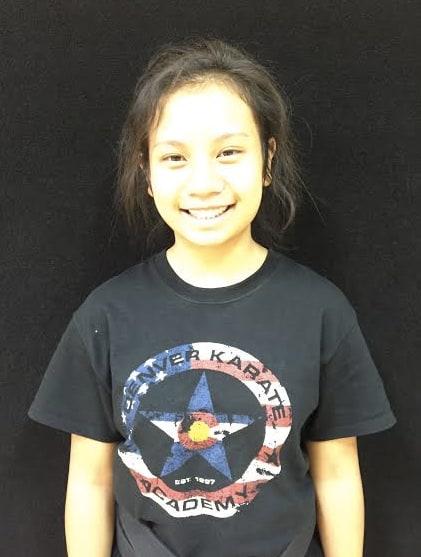 Lynn Nguyen in Lakewood - Denver Karate Academy