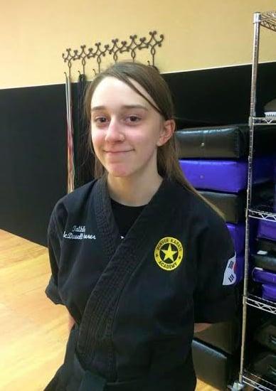 Kathleen McDowell Scherer in Lakewood - Denver Karate Academy