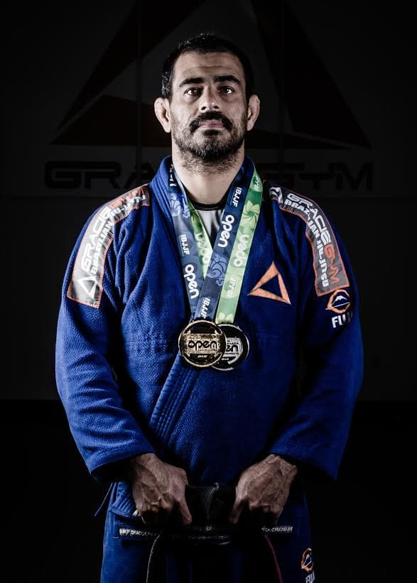 Alex Faria in Plano - Gracie Gym