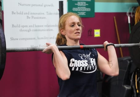 Krystal Durfee in Memphis - CrossFit Bartlett