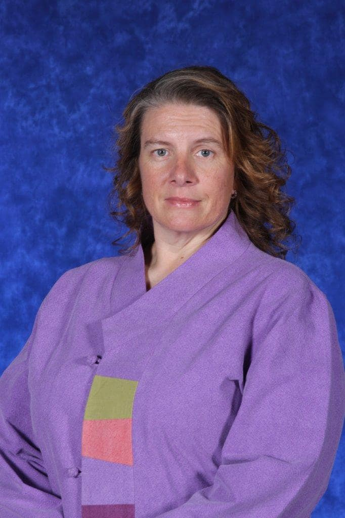 Senior Master Heidiann K Chapman in Bossier City - Pak's Karate Louisiana