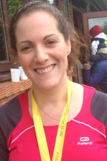 Laura Parsons in Wokingham - FastTrack Fit Camp