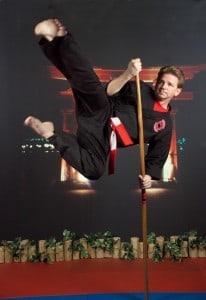 Garland R Johnson in Colorado Springs - Universal Kempo Karate