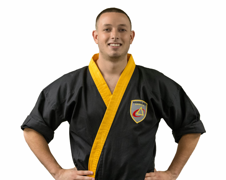 John Camara in Norton - Personal Best Karate