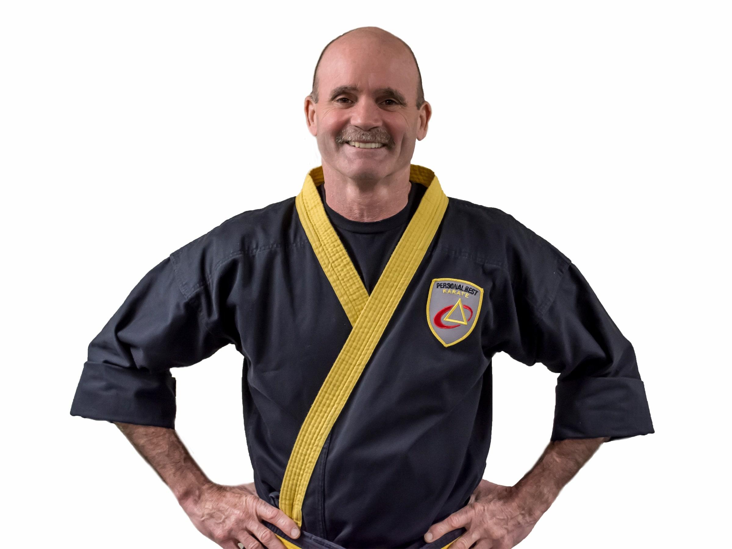 Dana Rappold in Norton - Personal Best Karate