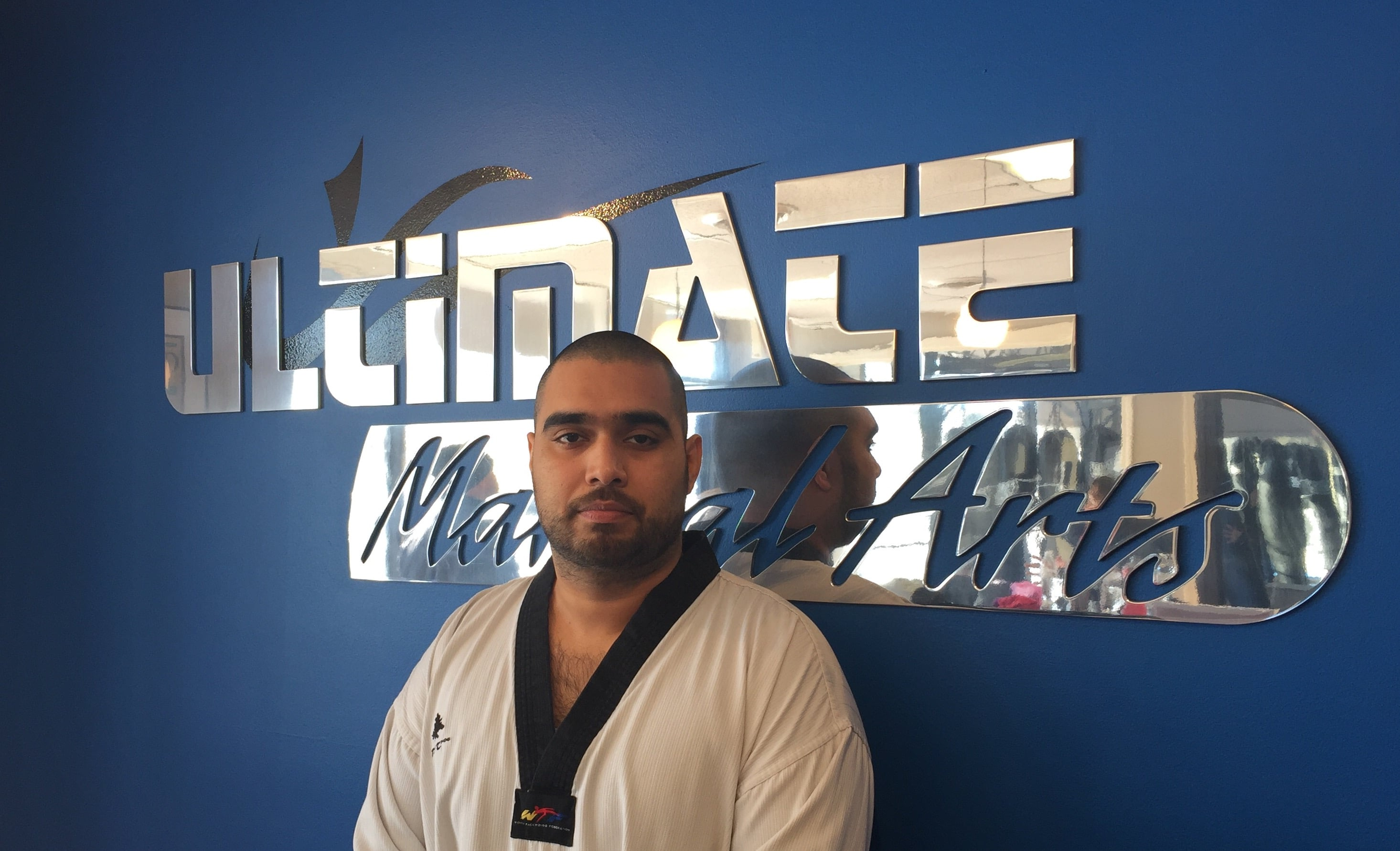 Daniel Vicens in Chicago - Ultimate Martial Arts