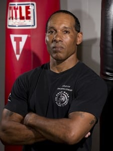 Jerry Cooper in Cleveland - Fight Fit Ohio