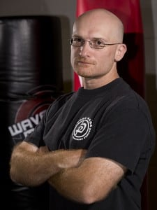Richard Dye in Cleveland - Fight Fit Ohio