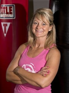 Renee Yorkievitz in Cleveland - Fight Fit Ohio