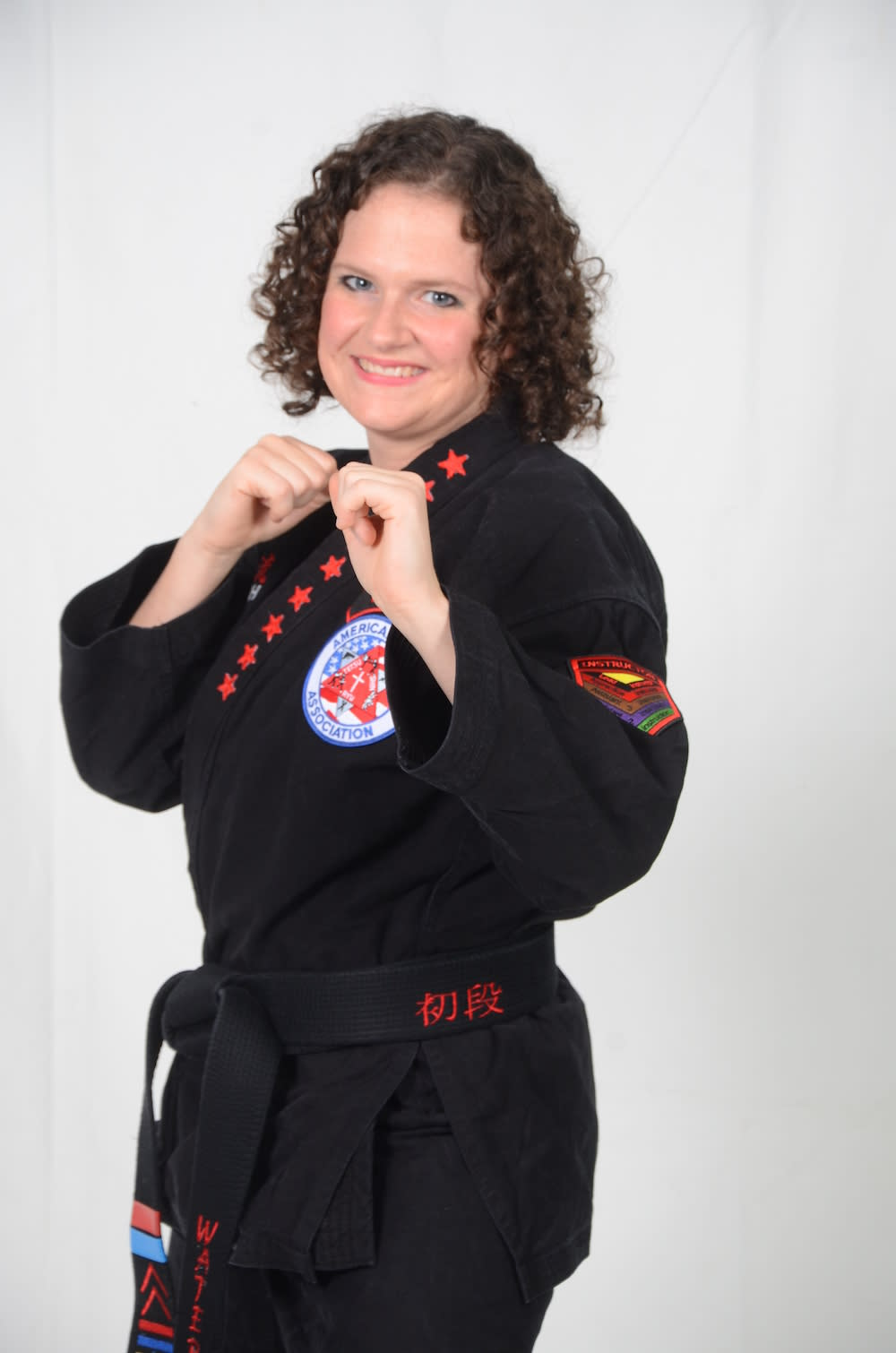 Leah Waters in Martinez - Seigler's Karate Center