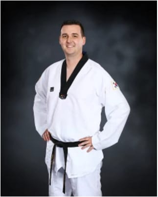 Mr Erik Roach in Tri-Cities - U.S. World Class Taekwondo: Tri-Cities
