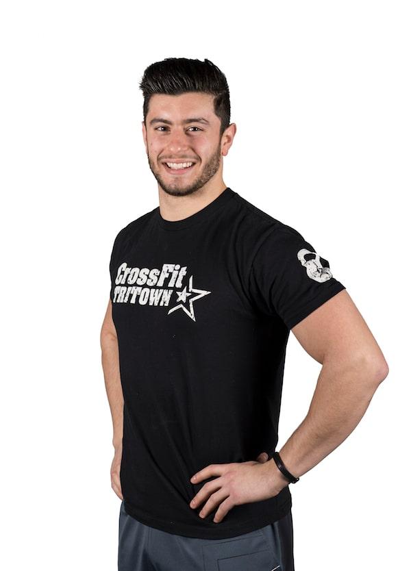 George Keklik in Monroe - CrossFit TriTown