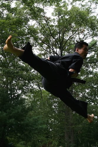 Master Jin Oh in North Attleboro - Mu Han Total Martial Arts