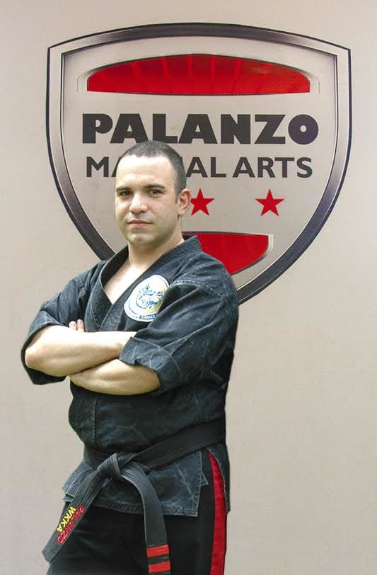 Russell Palanzo in Pikesville - Palanzo Martial Arts