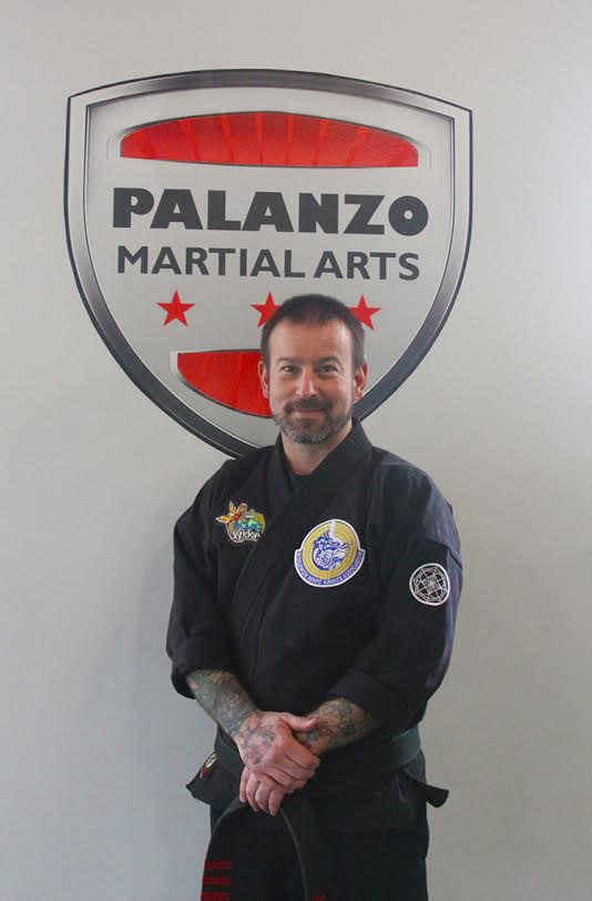 Tom Hale in Pikesville - Palanzo Martial Arts