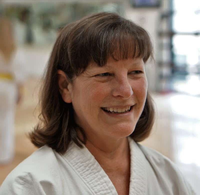 Cheryl Kuratomi in Glendale - International Karate Association
