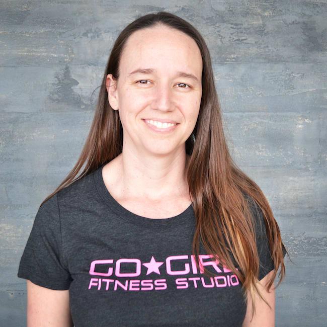 Summer Tippett in Wilmington - Go Girl Fitness Studio
