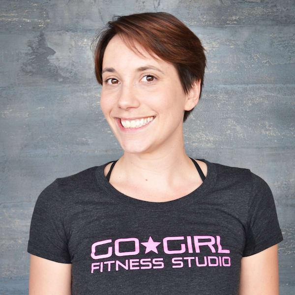 Leslie Talbott in Wilmington - Go Girl Fitness Studio