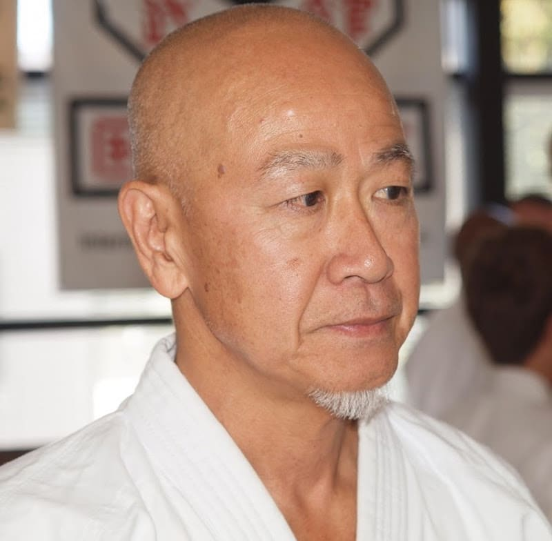 Tatsuo Hirano in Glendale - International Karate Association