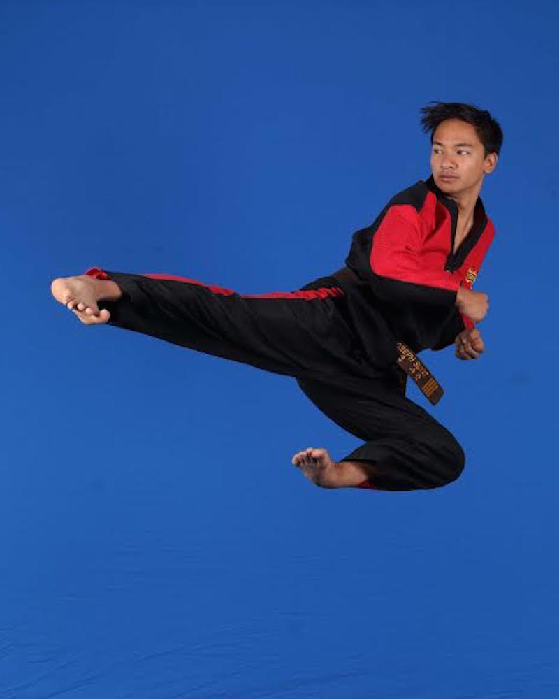 Master Joseph Suyat in San Diego - Anthony Hong Tae Kwon Do