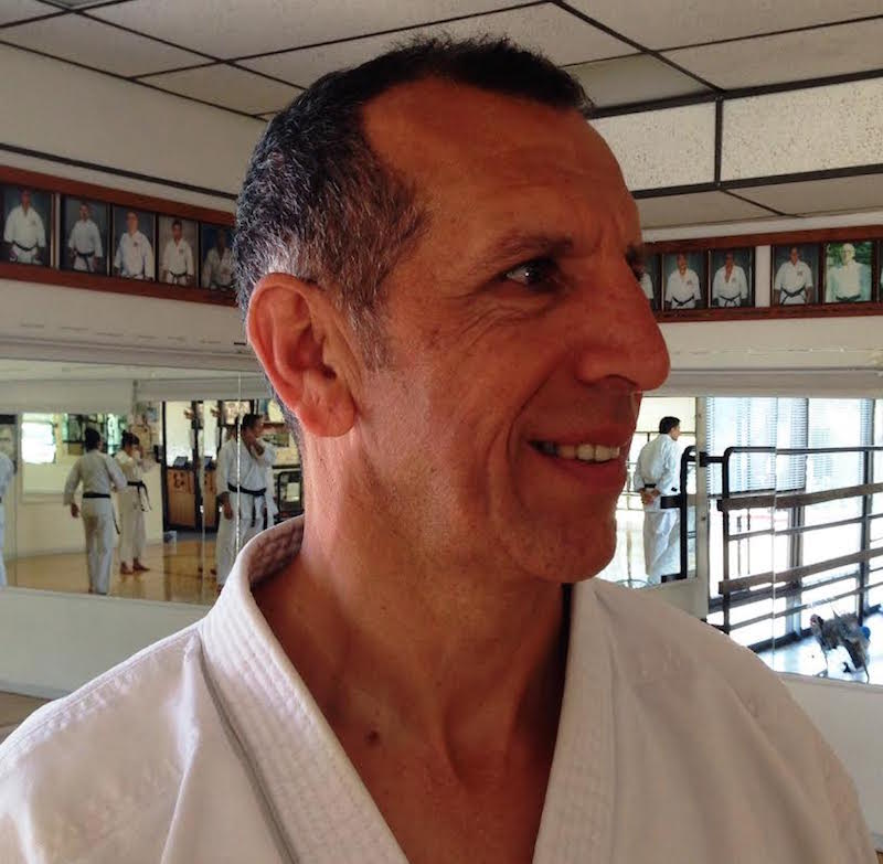 George Sinani in Glendale - International Karate Association