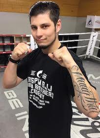 Alan Benson  in  Pleasanton - Crispim BJJ & MMA