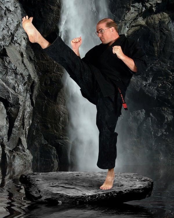 David Clifton in Shawnee - American Sport Karate Centers
