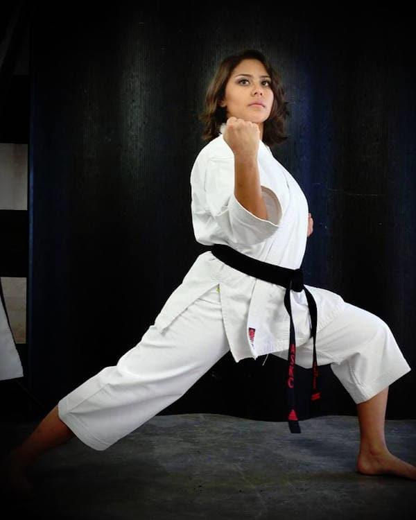 Maria Harrison in Shawnee - American Sport Karate Centers