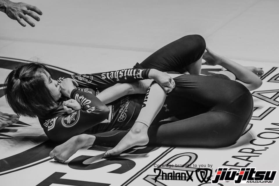 Grace Gundrum in Lehigh Valley - Finishers MMA - 10th Planet Jiu Jitsu