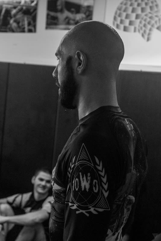 Zachary Maslany in Lehigh Valley - Finishers MMA - 10th Planet Jiu Jitsu