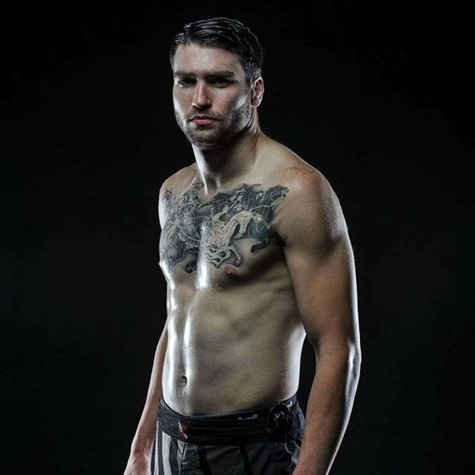 "Brian ""Mantis"" Camozzi in Englewood - Factory X Muay Thai"