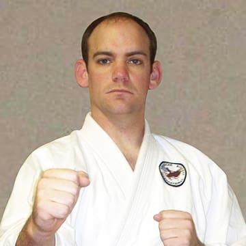C. Matthew White in Alpharetta - Crabapple Martial Arts Academy