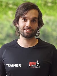 Jamie Davies  in 	 Blackheath - Burn It Fitness