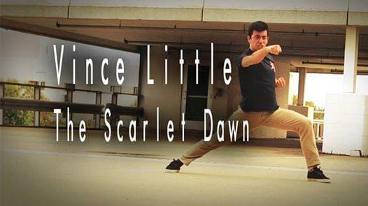 Sensei Vincent Little in Levittown - Amerikick Martial Arts