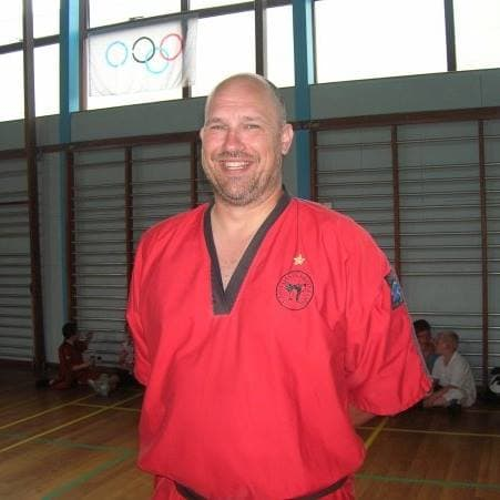 Howard Thornton in Great Yarmouth - East Coast Black Belt School